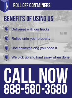 Why Quick Dumpster Rentals?